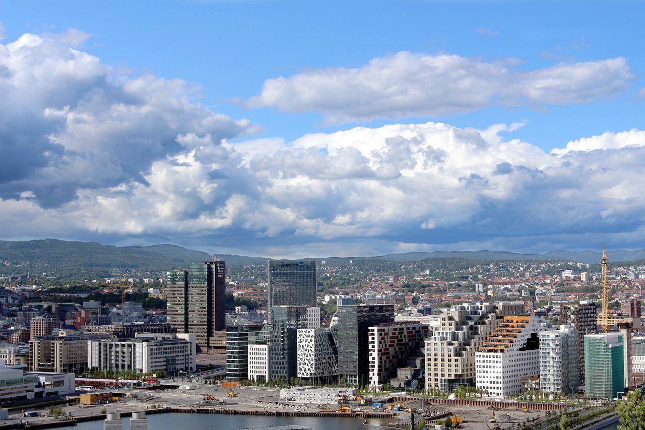 Utsikt Over Oslo